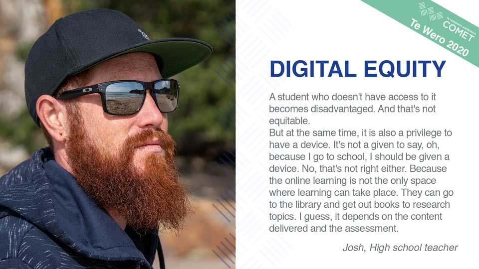 Digital Equity Josh