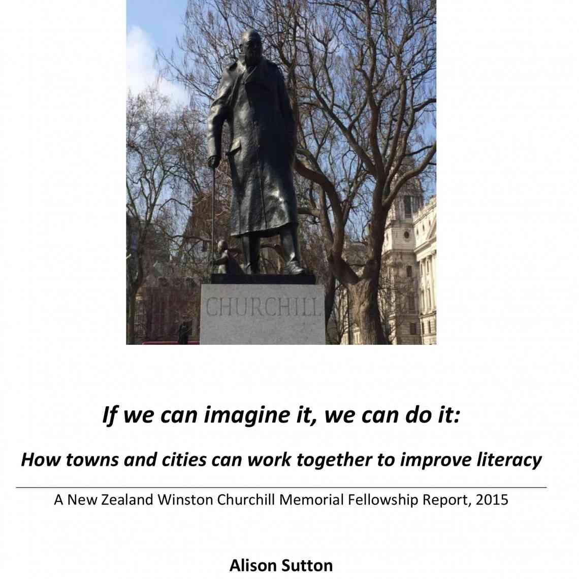 Winston Churchill Report 2015 Alison Sutton Sqcover