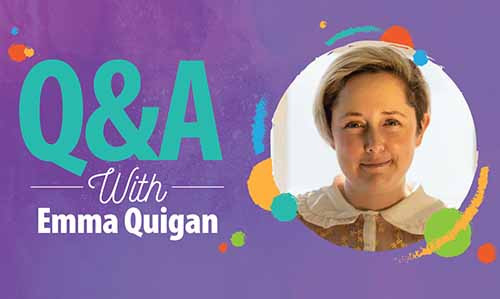 Qa With Emma Quigan