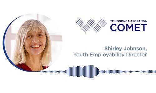 Shirley Johnson Youth Employability Director