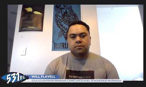 Will Flavell 531 Interview Sep20